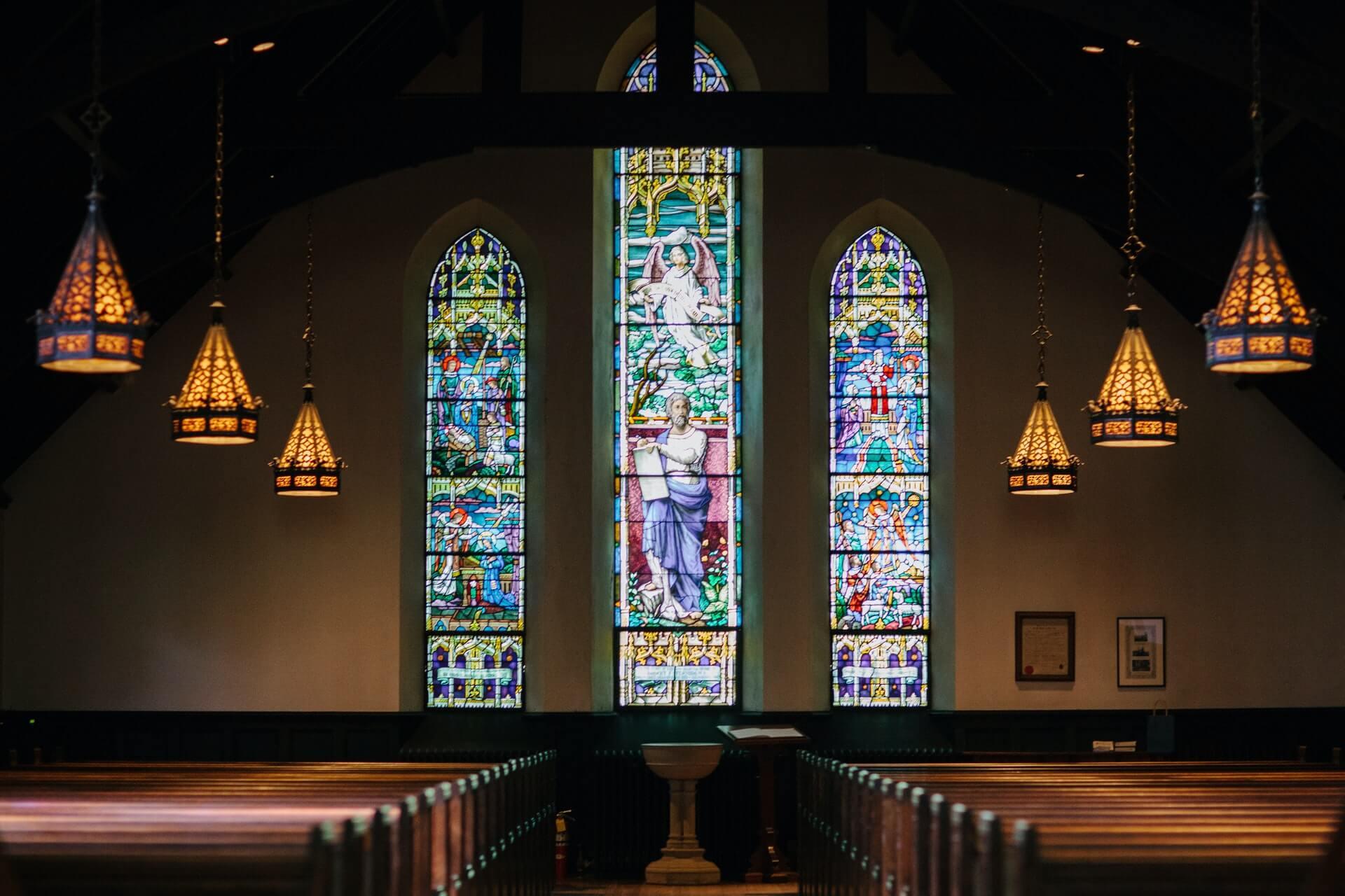 Church Inside Picture