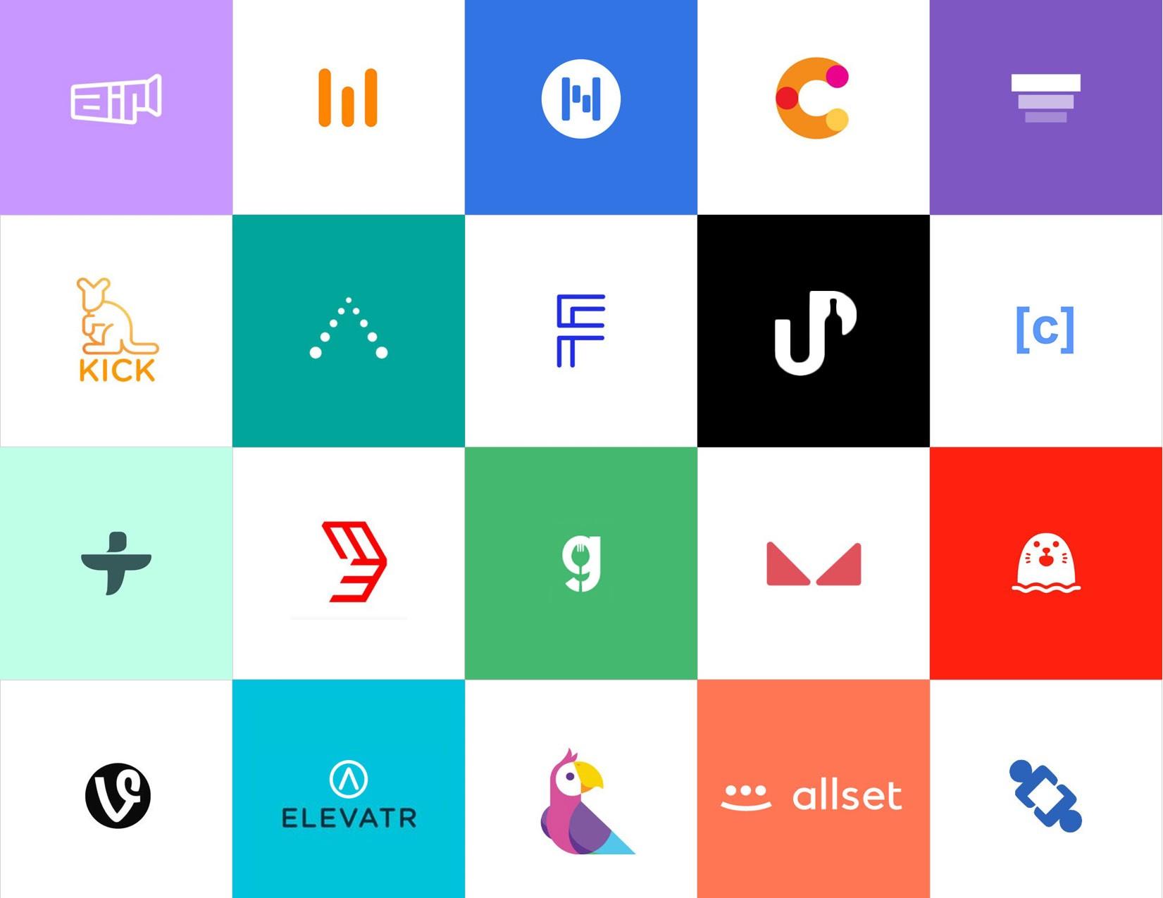 Unique logos are effective logo designs